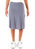 תמונה של חצאית DAN דגם A צבע אפור