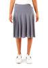 תמונה של חצאית DAN דגם קלוש צבע אפור